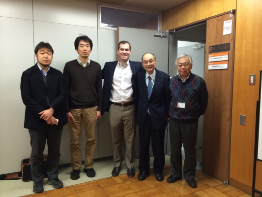 Glycometabolom team at RIKEN